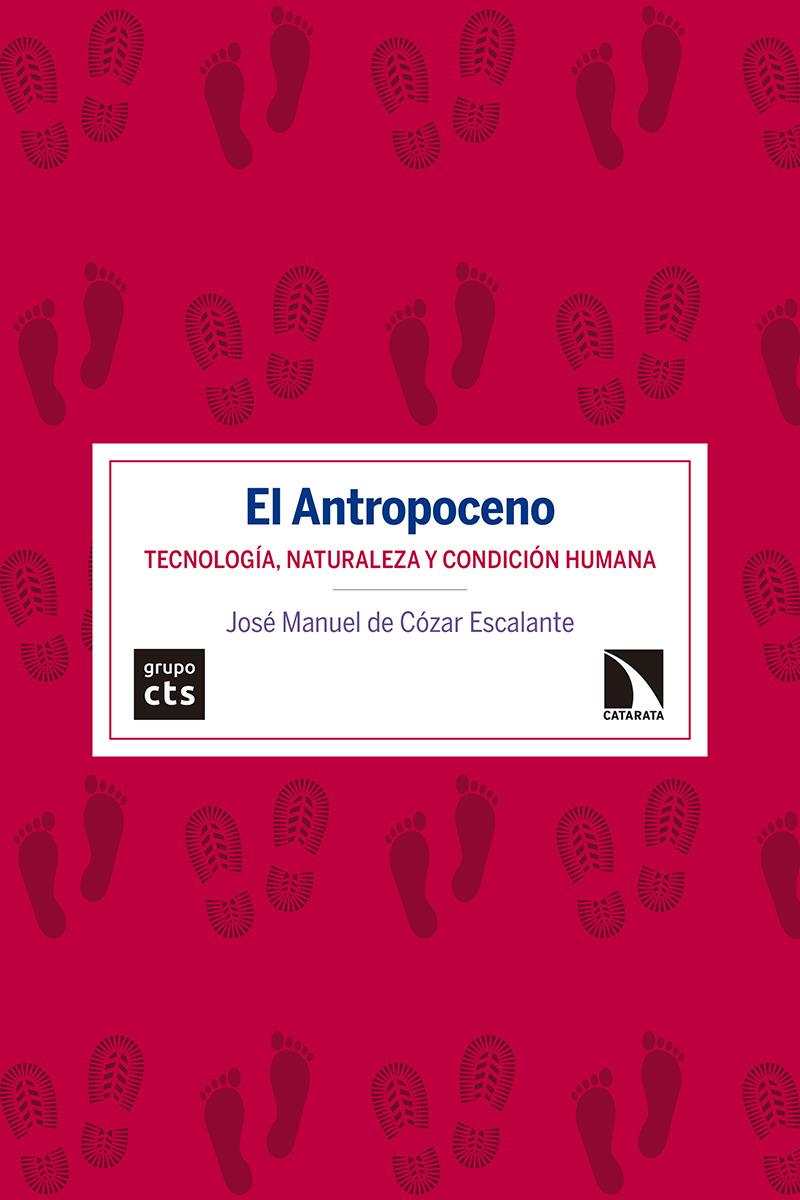 El Antropoceno: portada