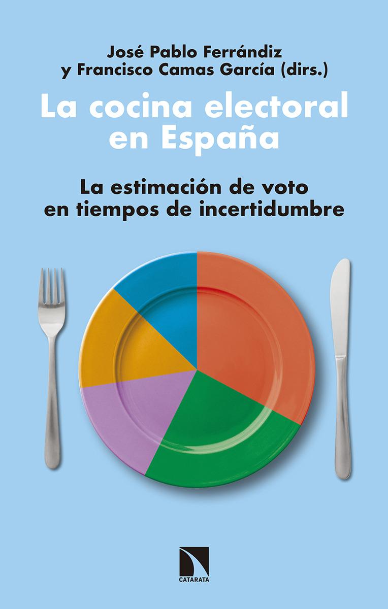 La cocina electoral en España: portada