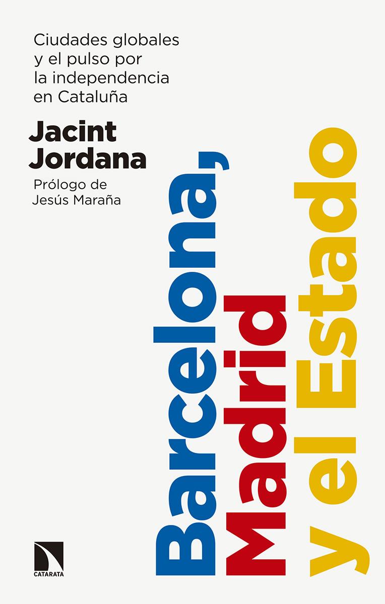 Barcelona, Madrid y el Estado: portada
