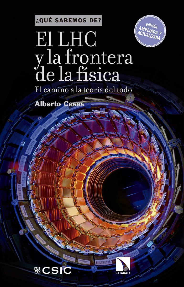 El LHC y la frontera de la física: portada