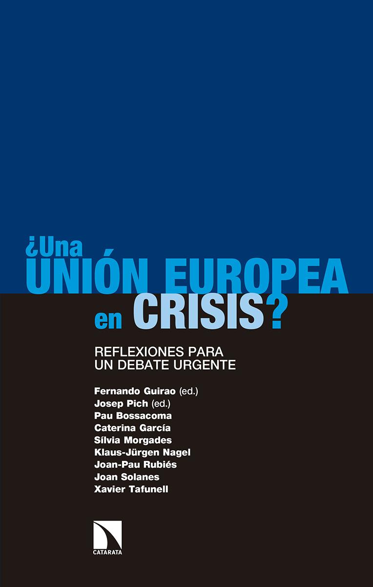 ¿Una Unión Europea en crisis?: portada