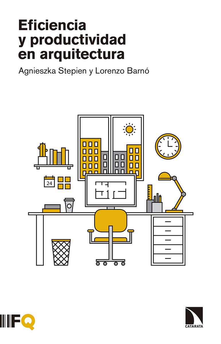 Eficiencia y productividad en arquitectura: portada