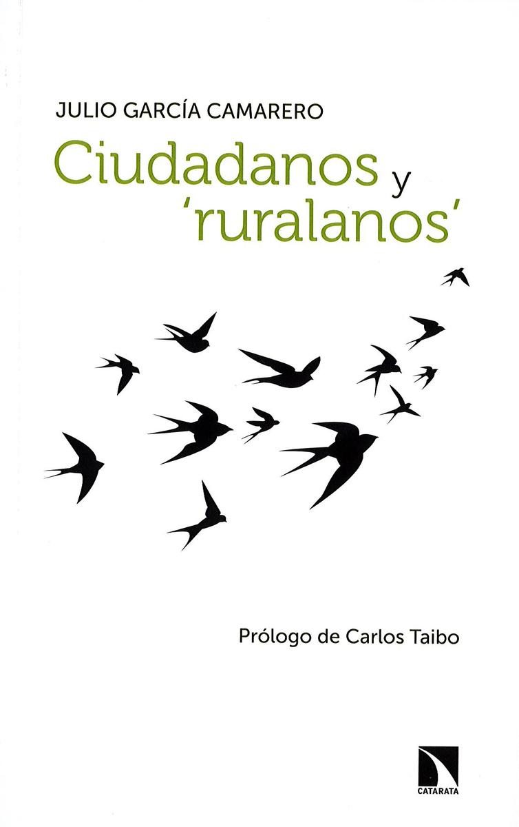 Ciudadanos y 'ruralanos': portada