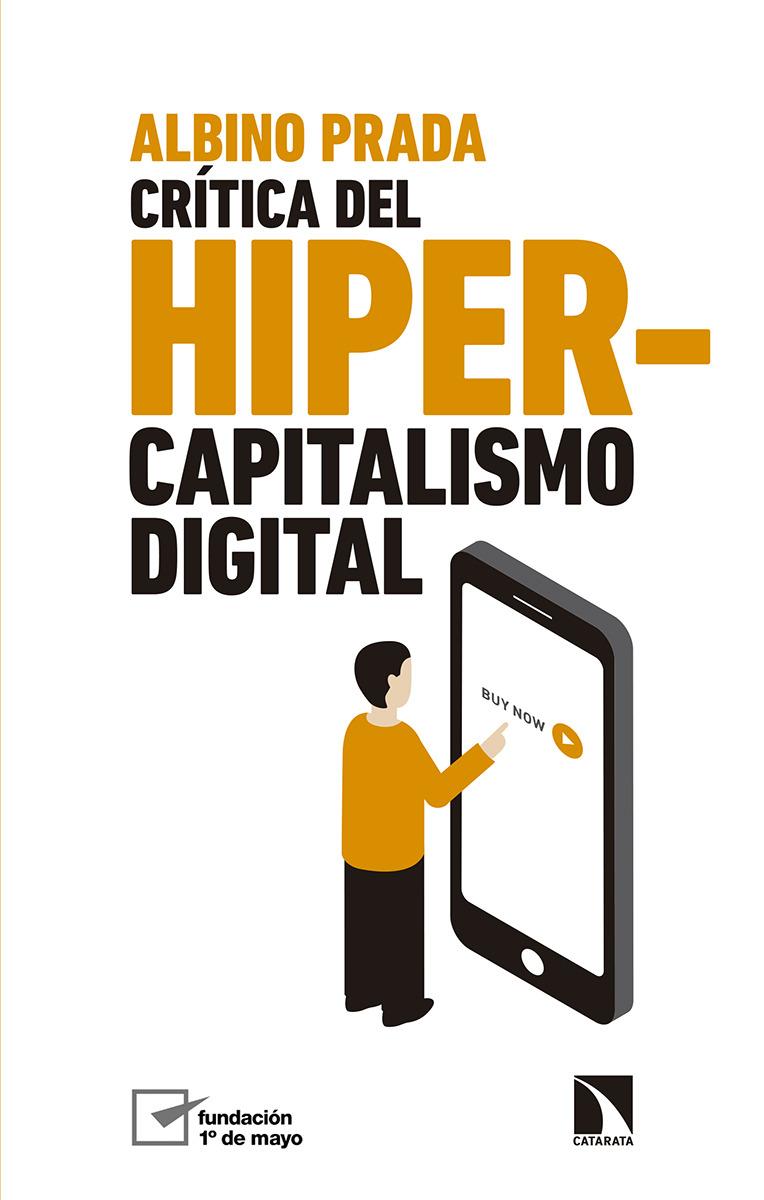 Crítica del hipercapitalismo digital: portada