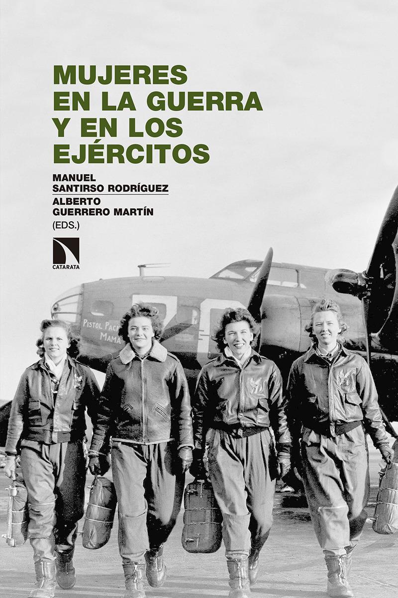 Mujeres en la guerra y en los ejércitos: portada