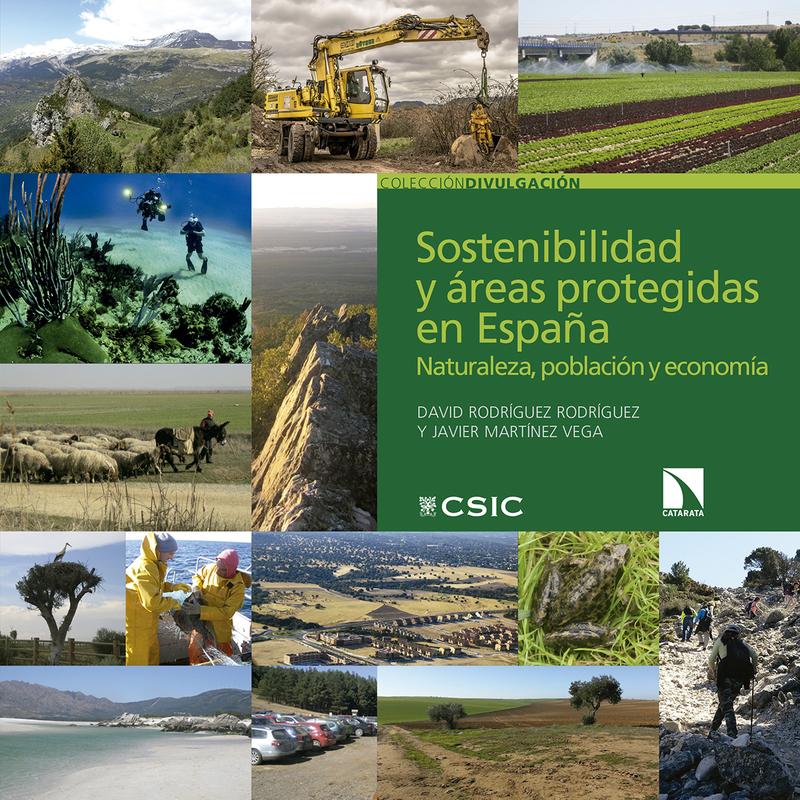 Sostenibilidad y áreas protegidas en España: portada