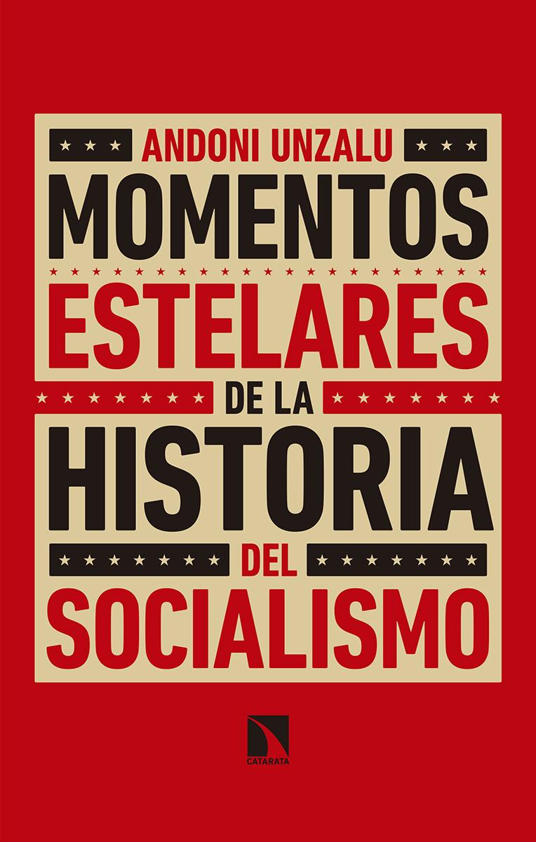 Momentos estelares de la historia del socialismo: portada