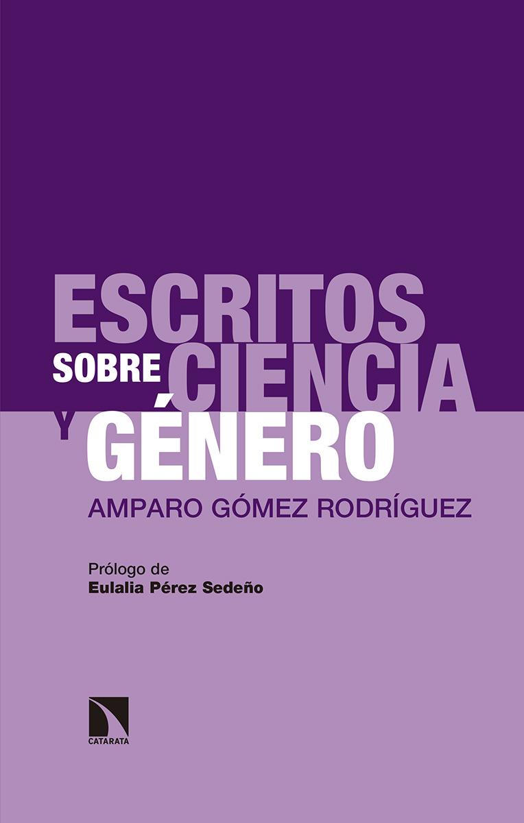 ESCRITOS SOBRE CIENCIA Y GENERO: portada