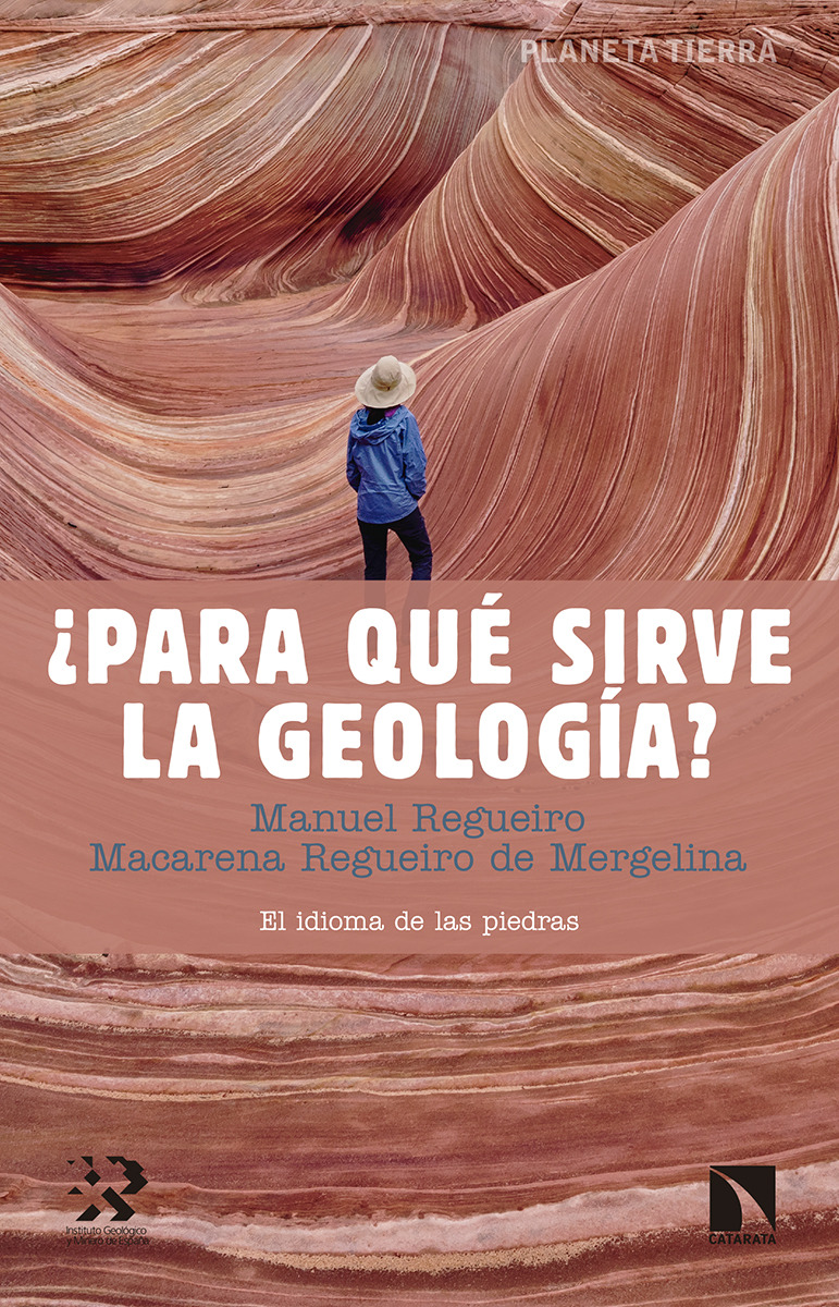 ¿Para qué sirve la geología?: portada