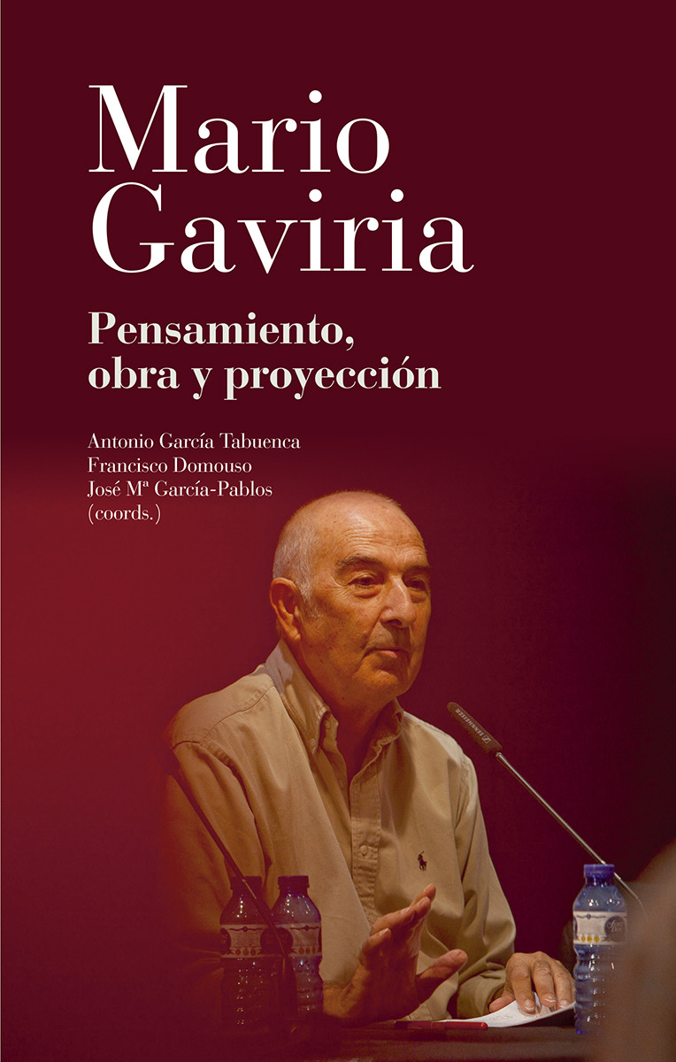 Mario Gaviria: portada