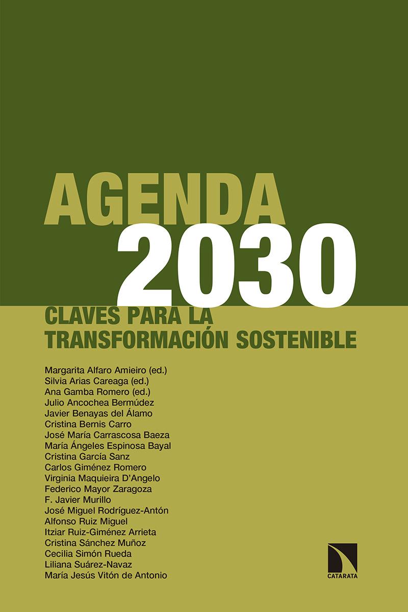 Agenda 2030: portada