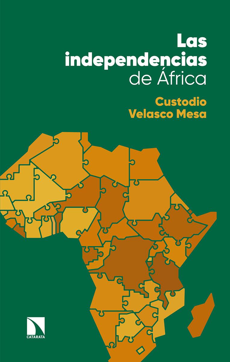 Las independencias de África: portada