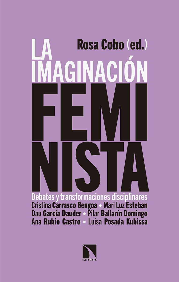 La Imaginación feminista: portada