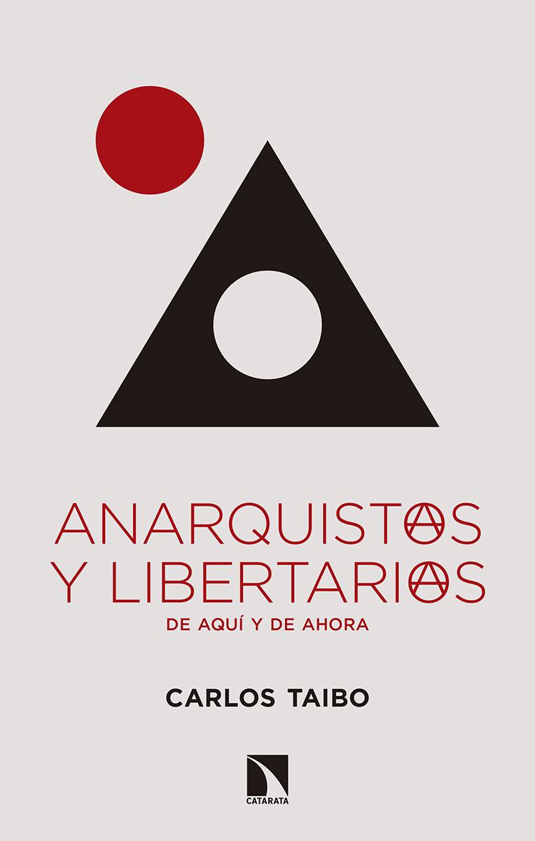 ANARQUISTAS Y LIBERTARIAS DE AQUÍ  Y DE AHORA: portada