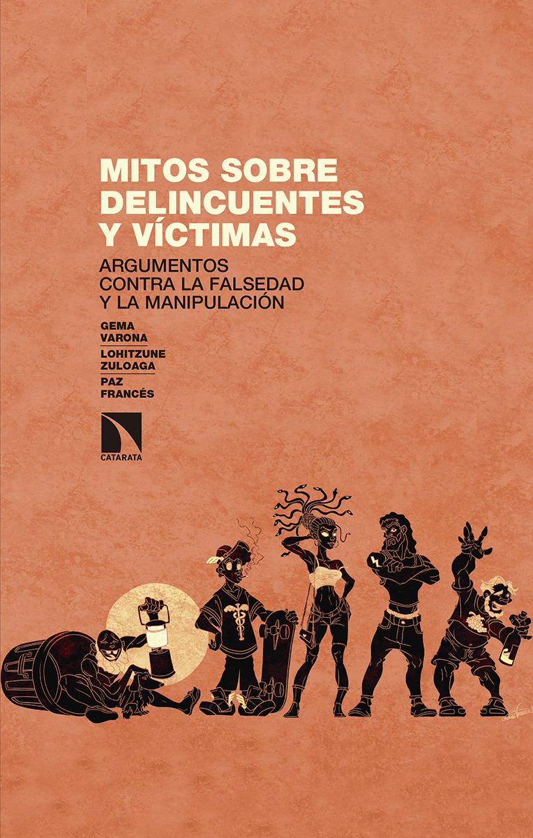 Mitos sobre delincuentes y víctimas: portada