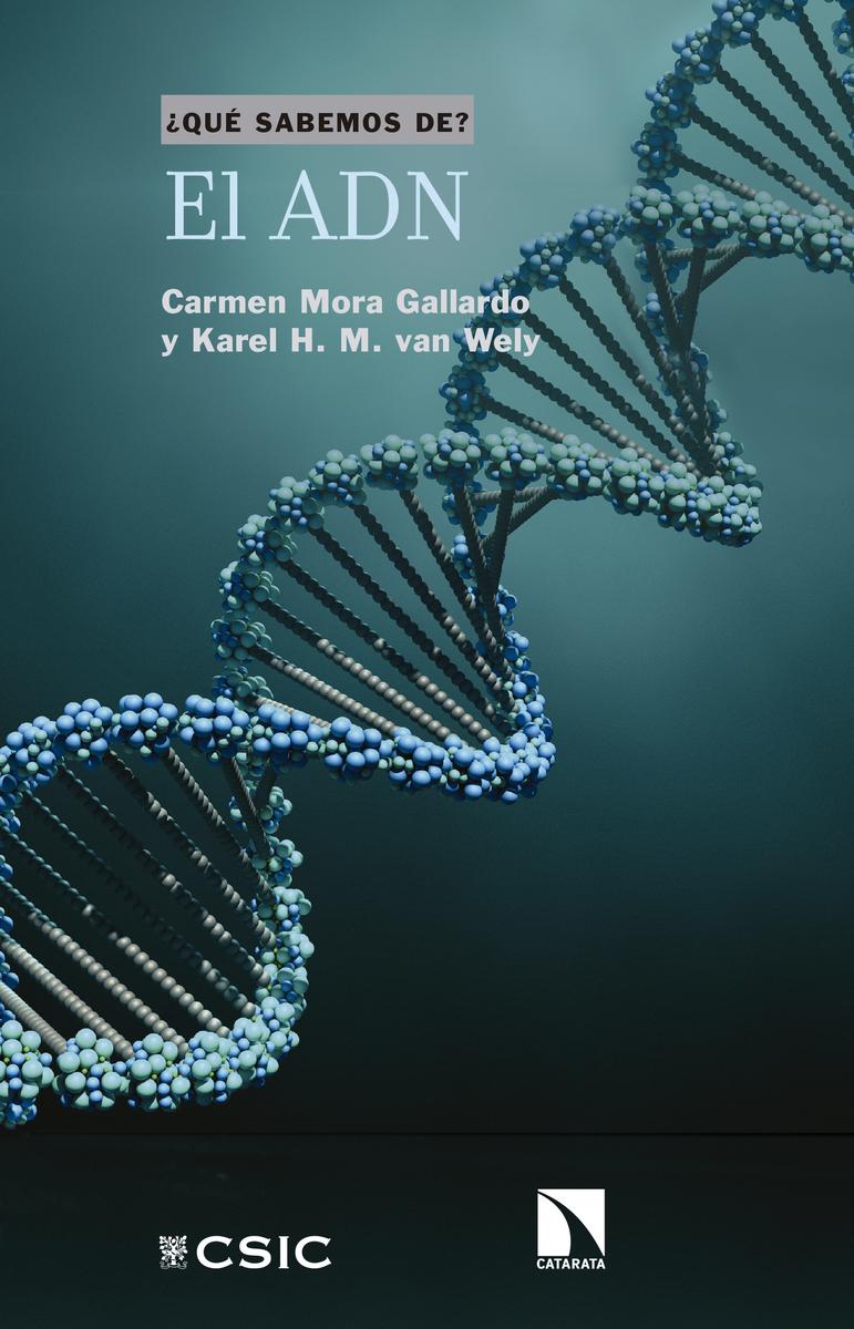 El ADN: portada