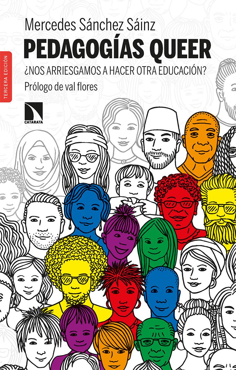 Pedagogías queer: portada