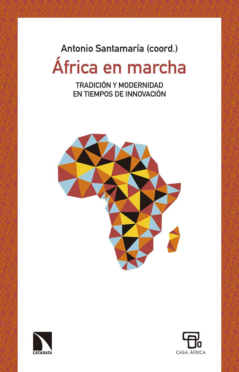 ÁFRICA EN MARCHA: portada
