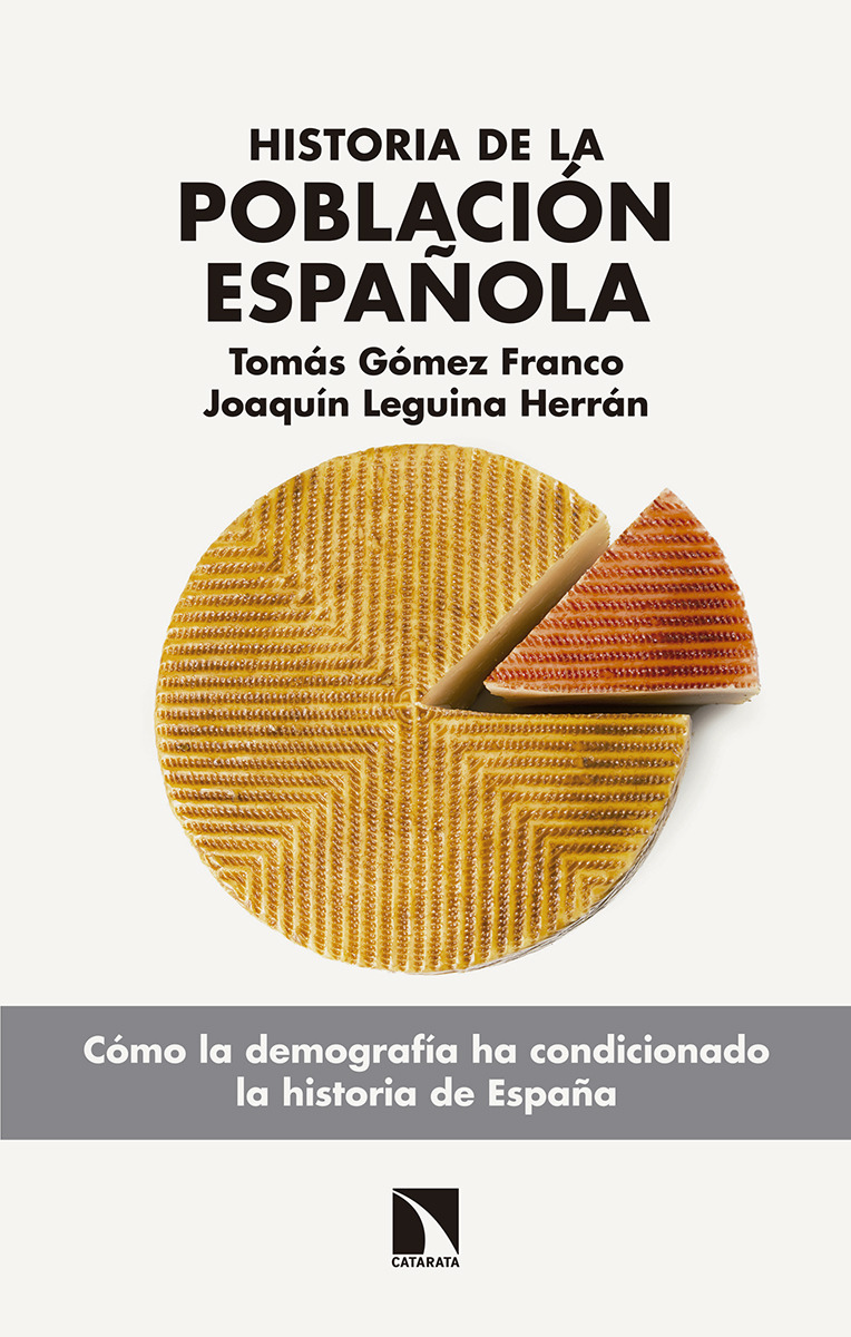 Historia de la población española: portada