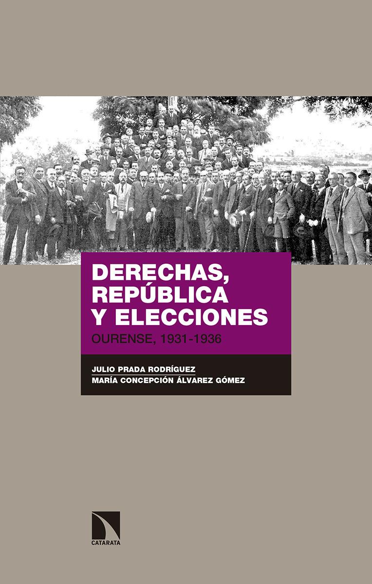 Derechas, República y elecciones: portada