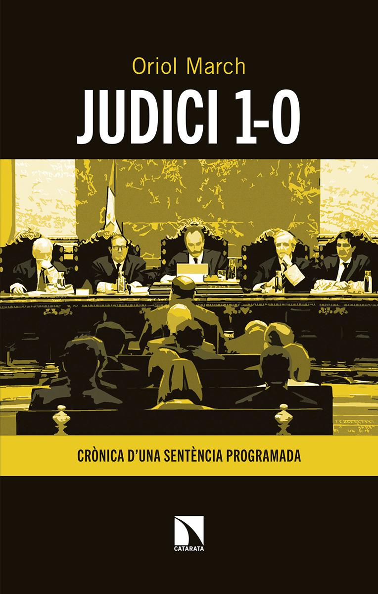 JUDICI 1-O: portada