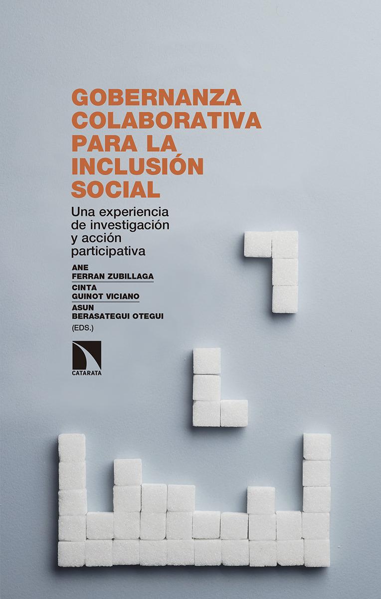 Gobernanza colaborativa para la inclusión social: portada