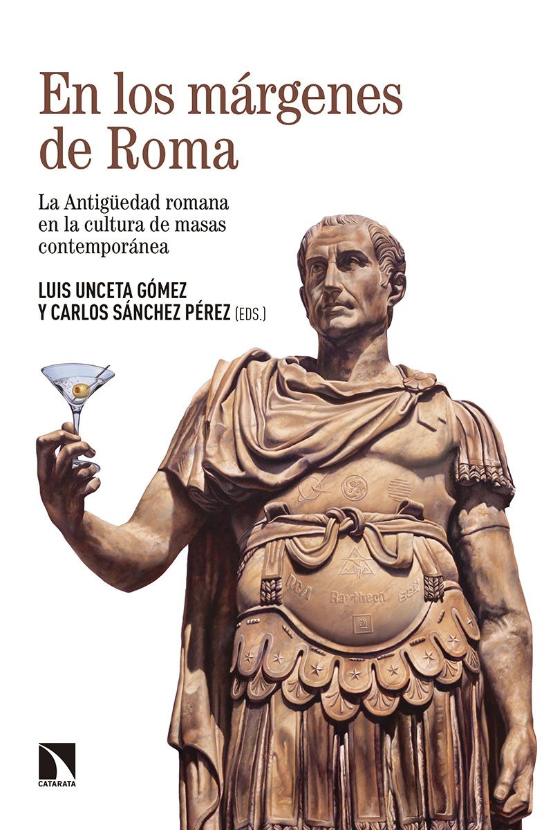 En los márgenes de Roma: portada