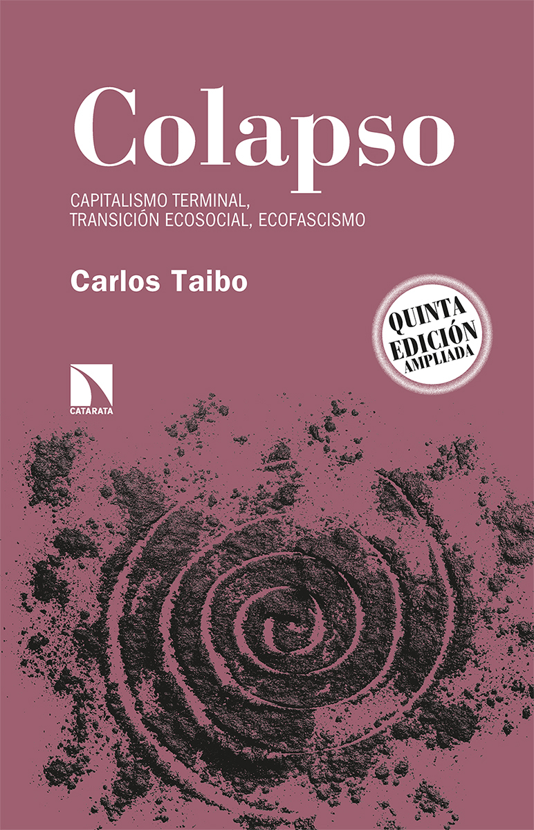 Colapso (NE): portada