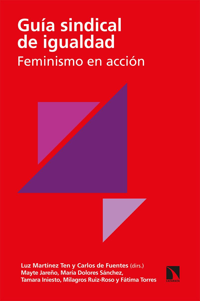 Guía sindical de igualdad: portada