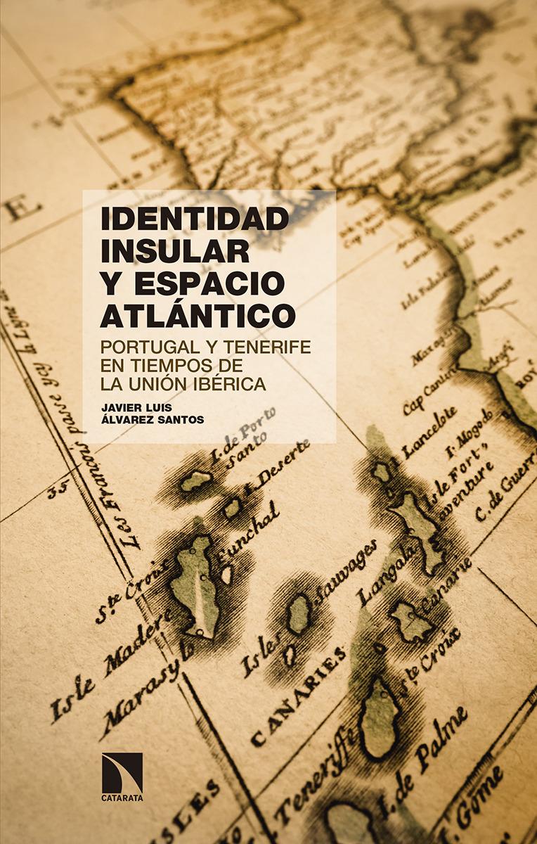 Identidad insular y espacio atlántico: portada