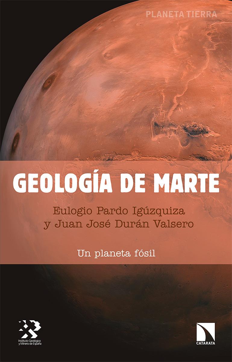 Geología de Marte: portada