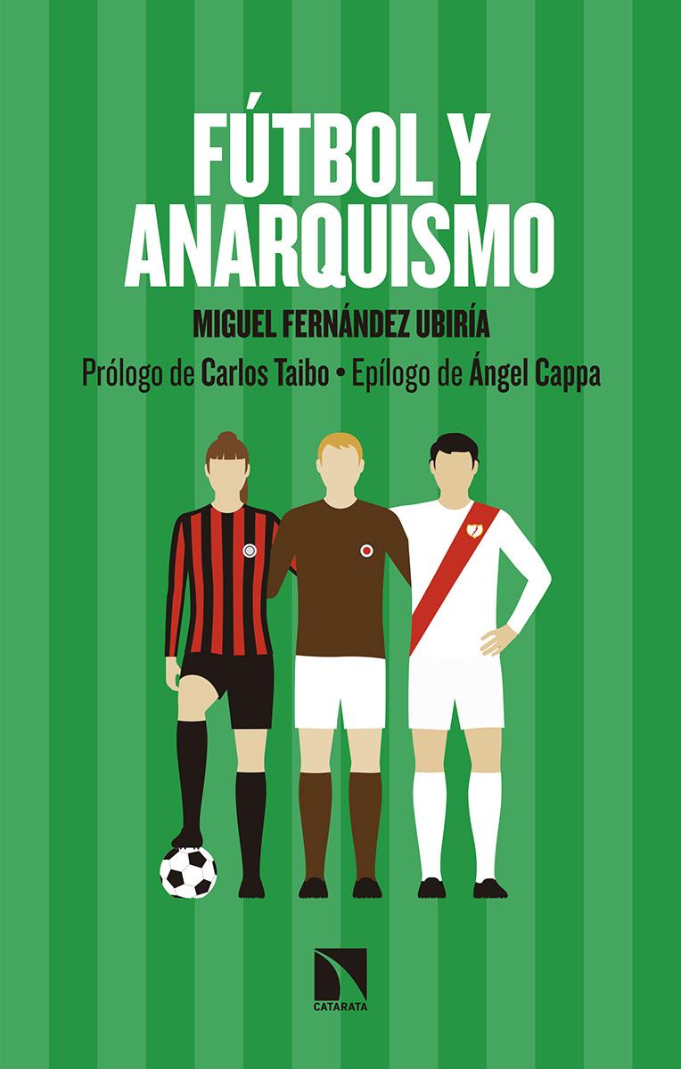 Fútbol y anarquismo: portada