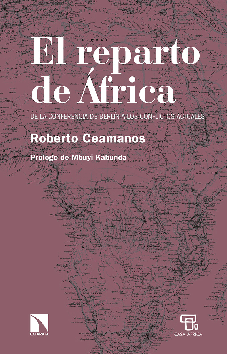 El reparto de África (NE): portada