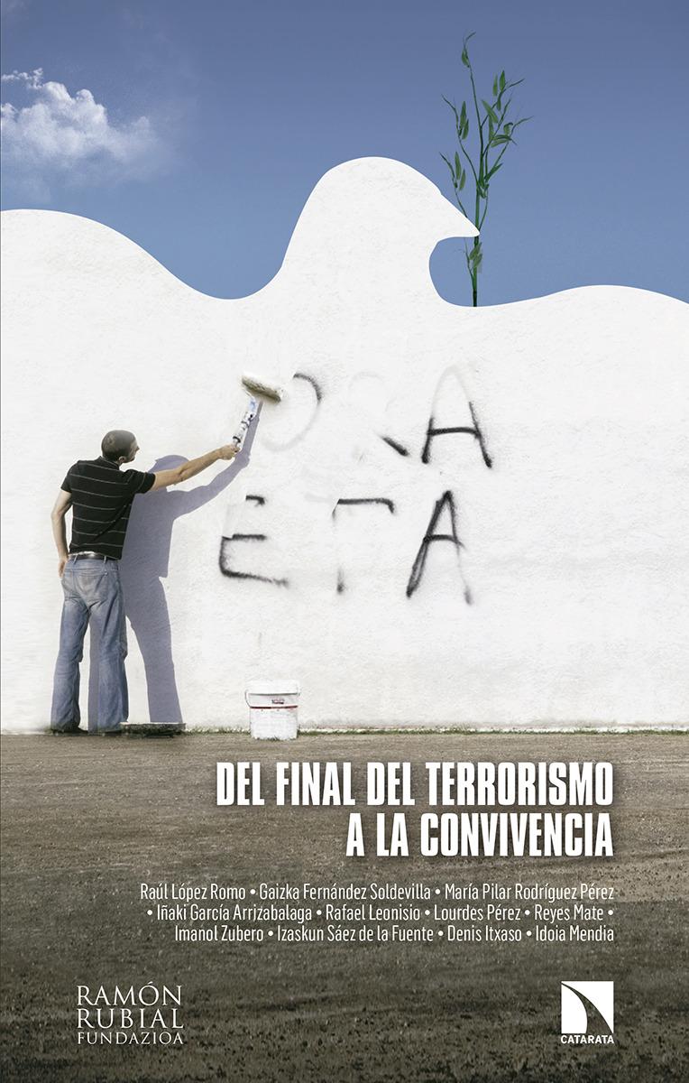 Del final del terrorismo a la convivencia: portada
