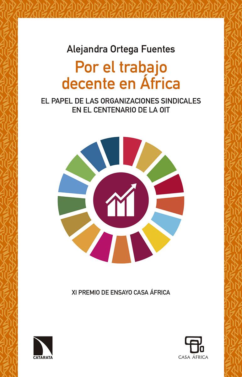 Por el trabajo decente en África: portada