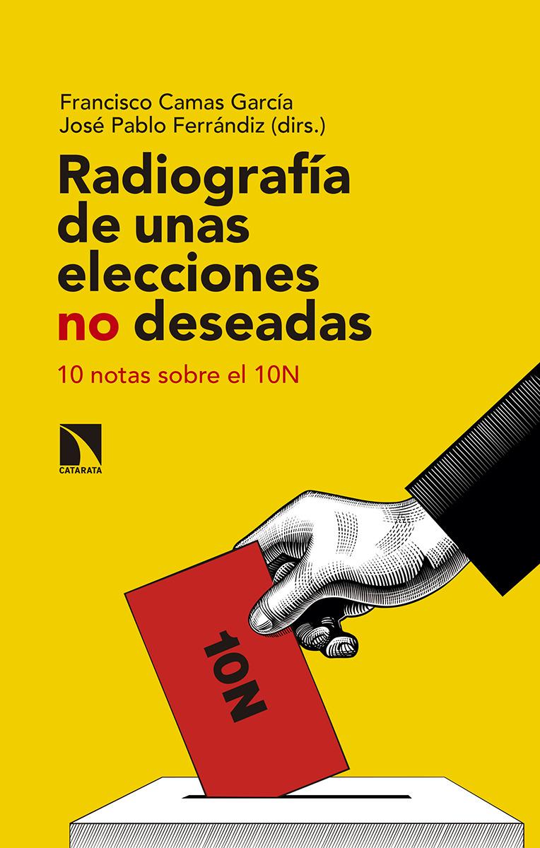 Radiografía de unas elecciones no deseadas: portada