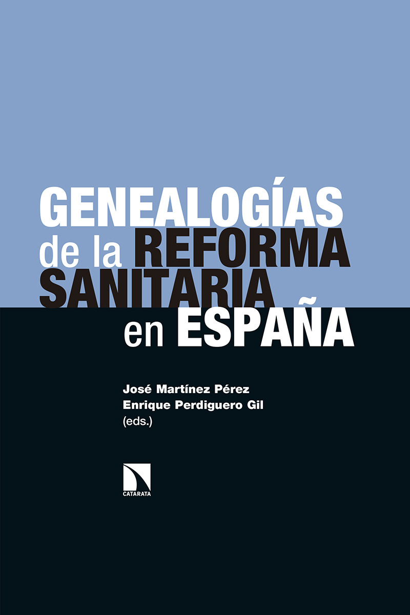 Genealogías de la reforma sanitaria en España: portada