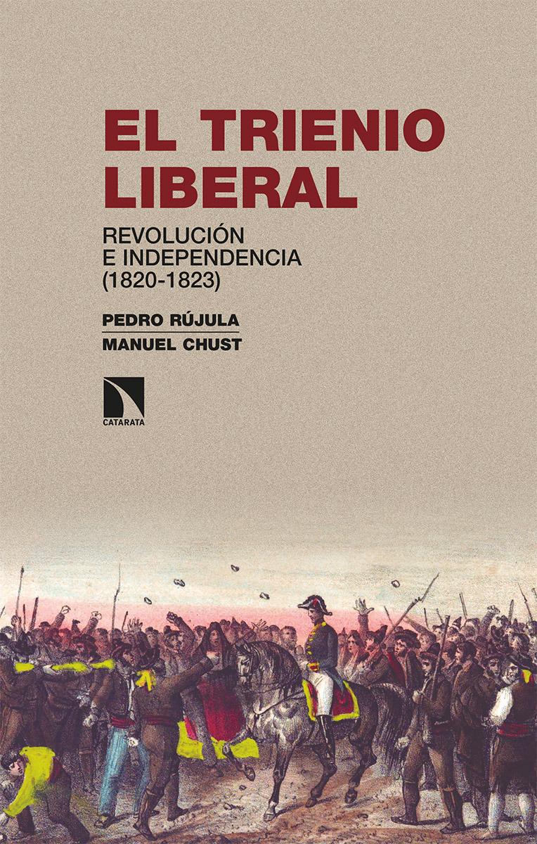 El Trienio Liberal: portada
