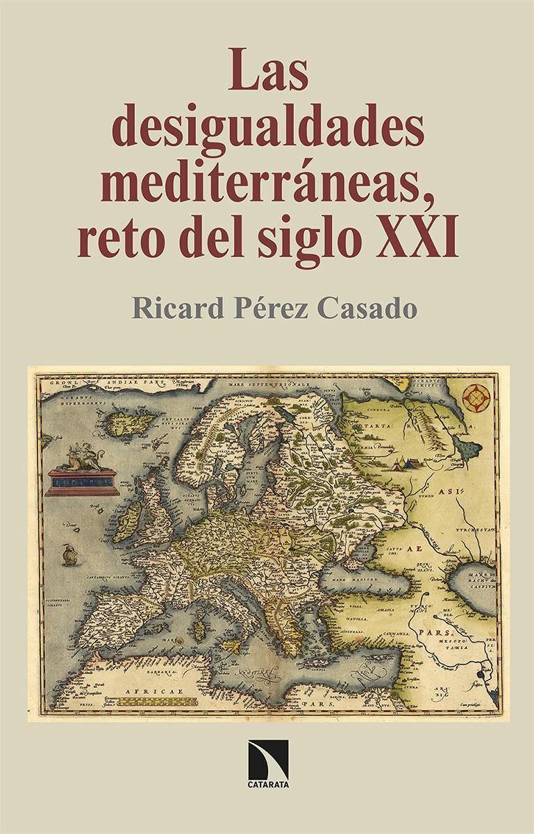 Las desigualdades mediterráneas, reto del siglo XXI: portada