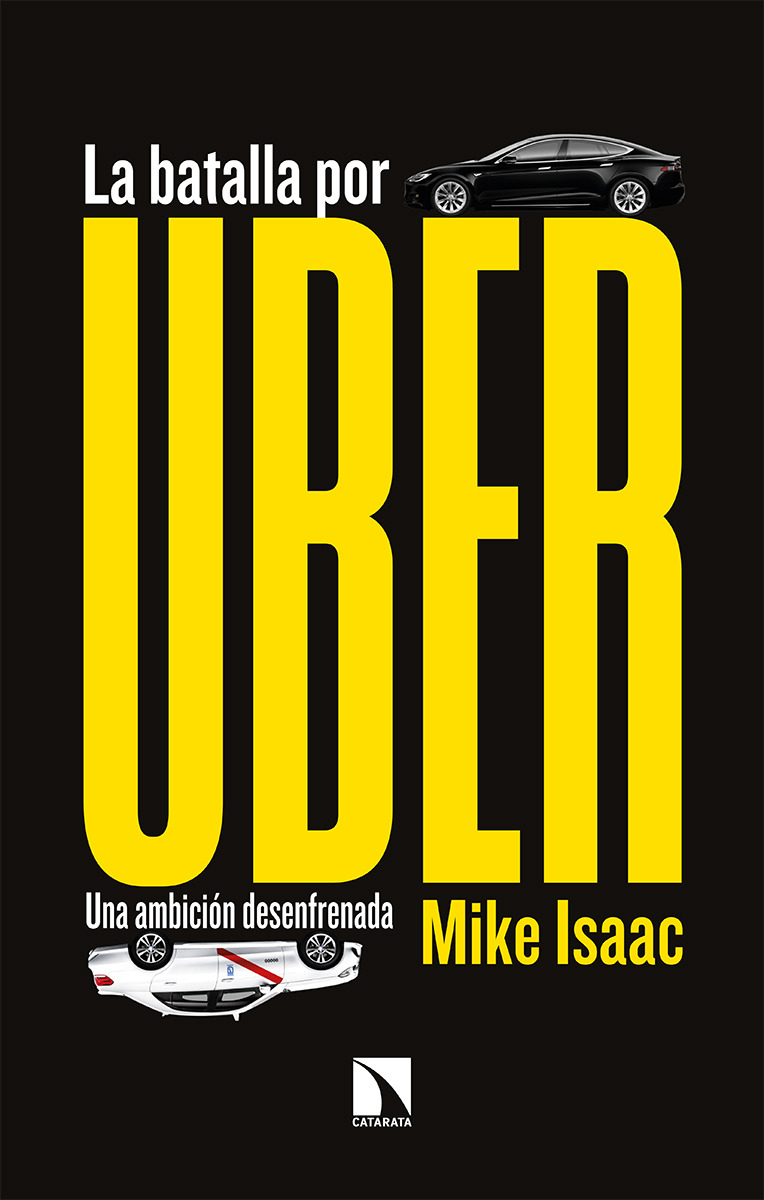 La batalla por Uber: portada