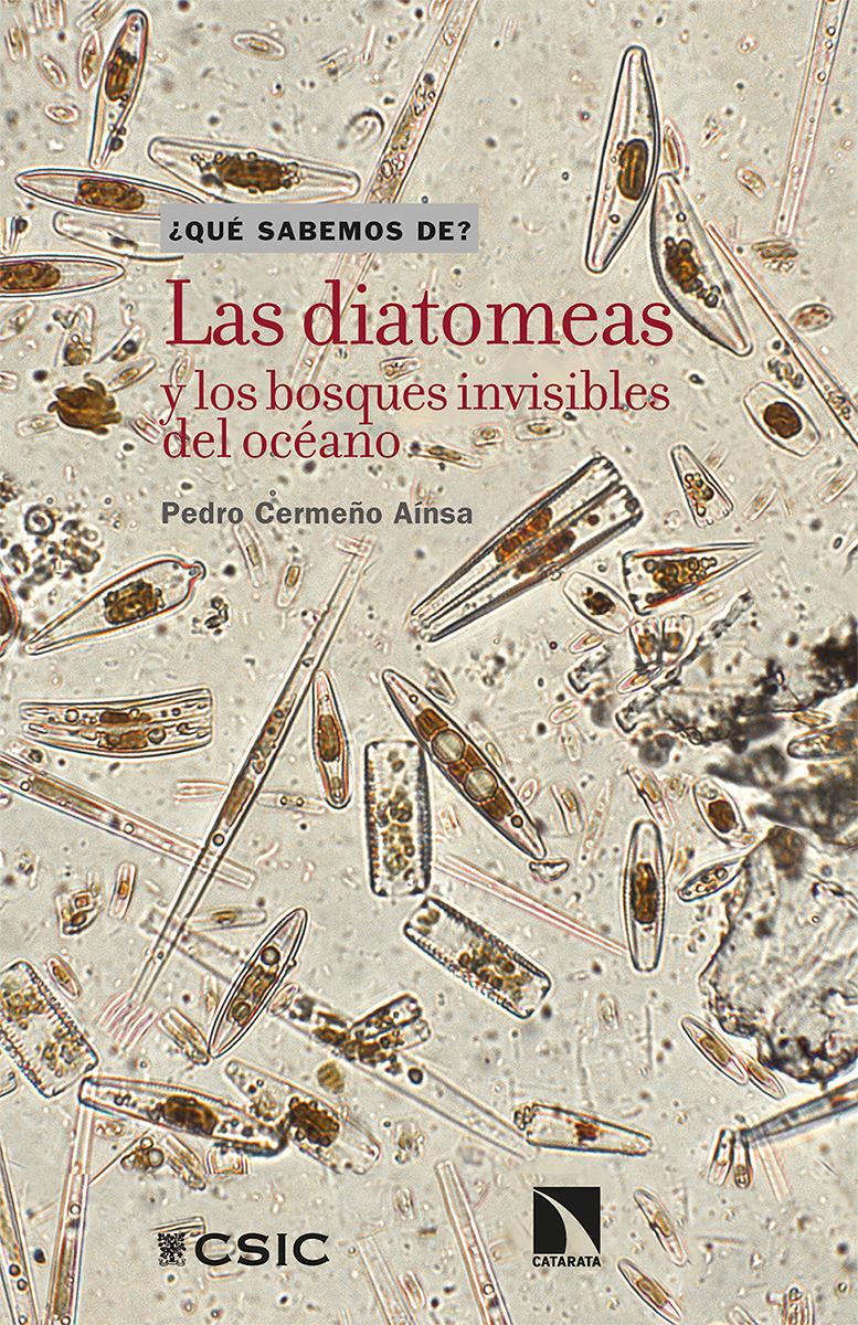 Las diatomeas y los bosques invisibles del océano: portada