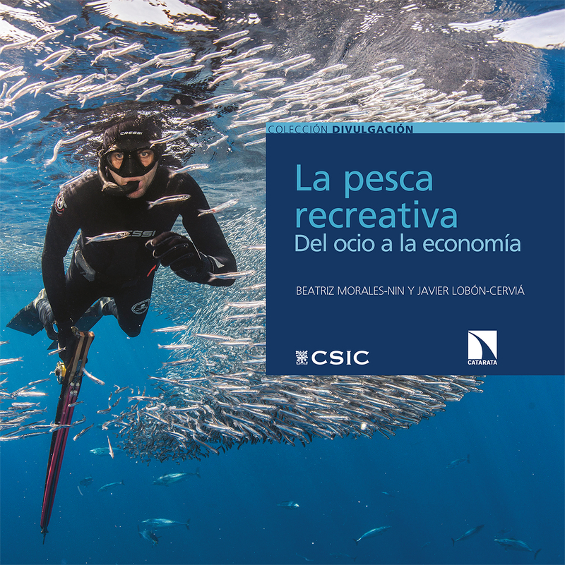 La pesca recreativa: portada
