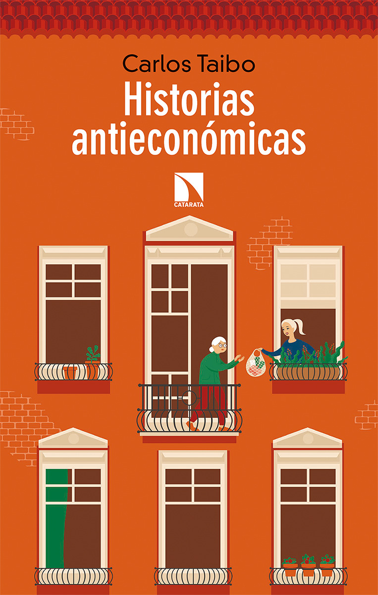 Historias antieconómicas: portada