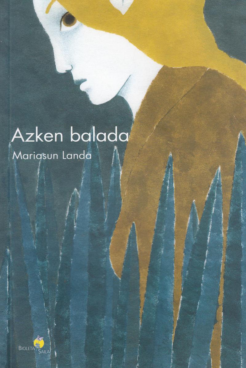 AZKEN BALADA: portada