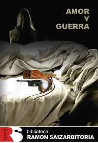 Amor y guerra: portada