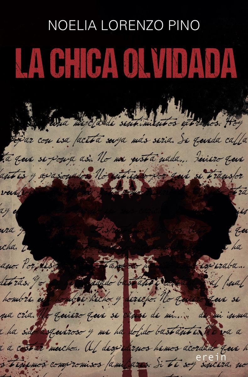 LA CHICA OLVIDADA: portada
