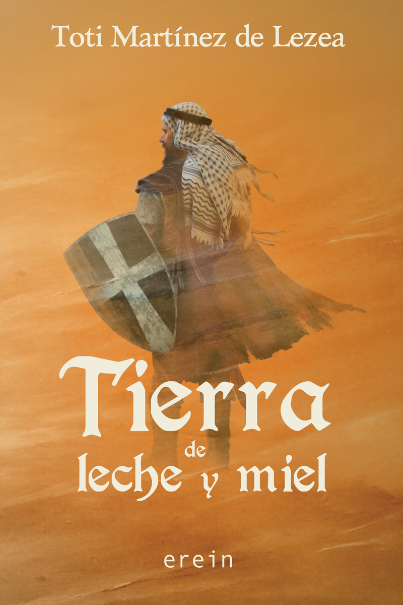 TIERRA DE LECHE Y MIEL: portada