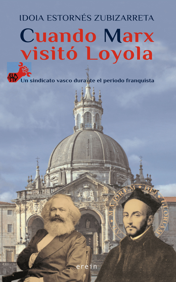 CUANDO MARX VISITó LOYOLA: portada