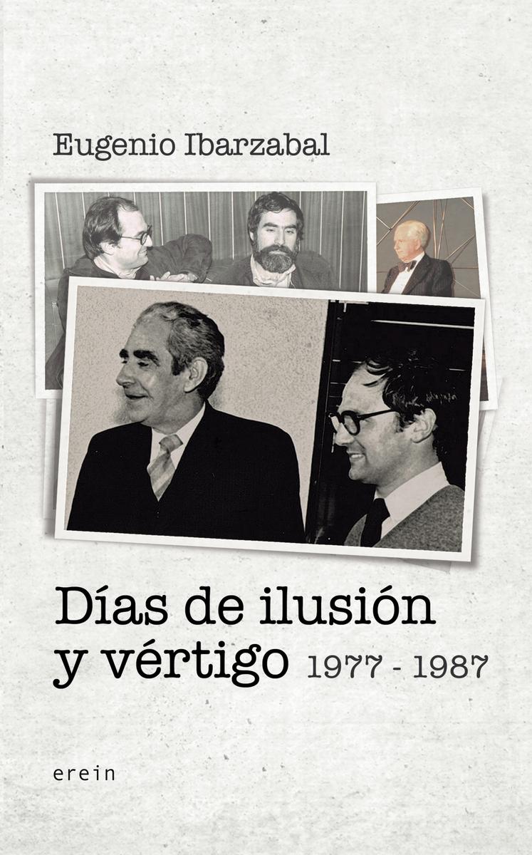DíAS DE ILUSIóN Y VéRTIGO: portada