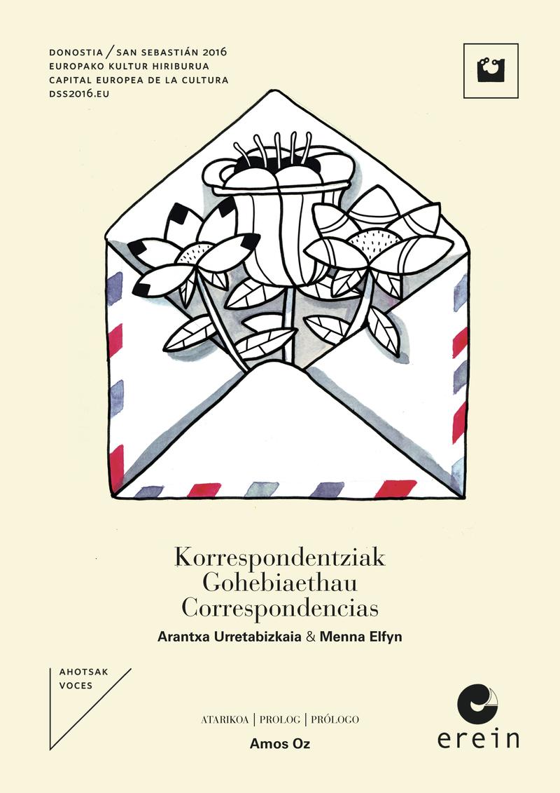 KORRESPONDENTZIAK / GOHEBIAETHAU / CORRESPONDENCIAS: portada